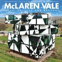 McLaren Vale Hills Valleys and Beaches Visitor Guide